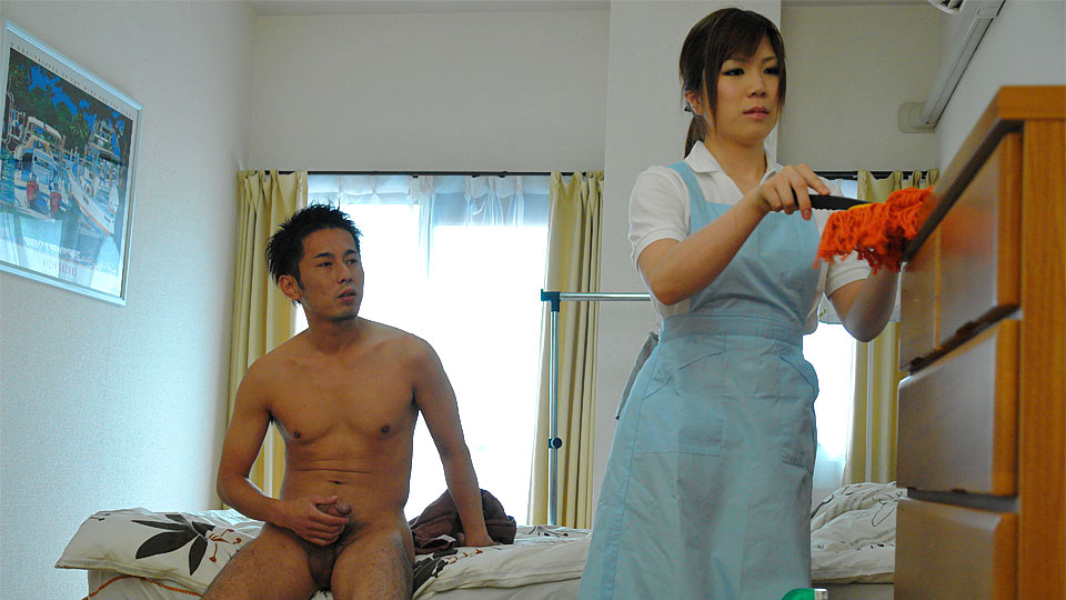 Sexy Indian Watch Sex Cumshots For Women Hot house maid Nana Oshikiri gets a nice cock