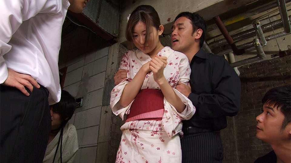 That japanese asian gangbang group of girls